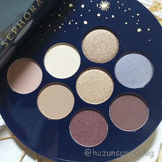 Sephora Enchanted Sky Palette