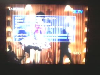 frekwensi chanel SCTV Mpeg4