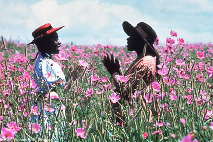 celie and netties relationship in the color purple