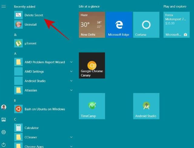 كيفية تشغيل المهام المخصصة في ويندوز 10 مع Cortana