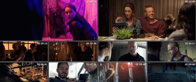 Şiddet Eylemleri Film Konusu, Oyuncuları: Bruce Willis Filmleri - Kurgu Gücü