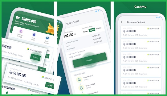 Cashmu Apk Pinjaman Online