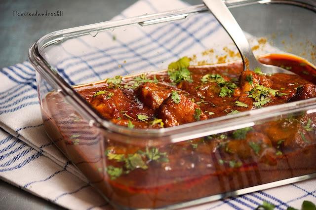 Kerala Style Fish Masala recipe