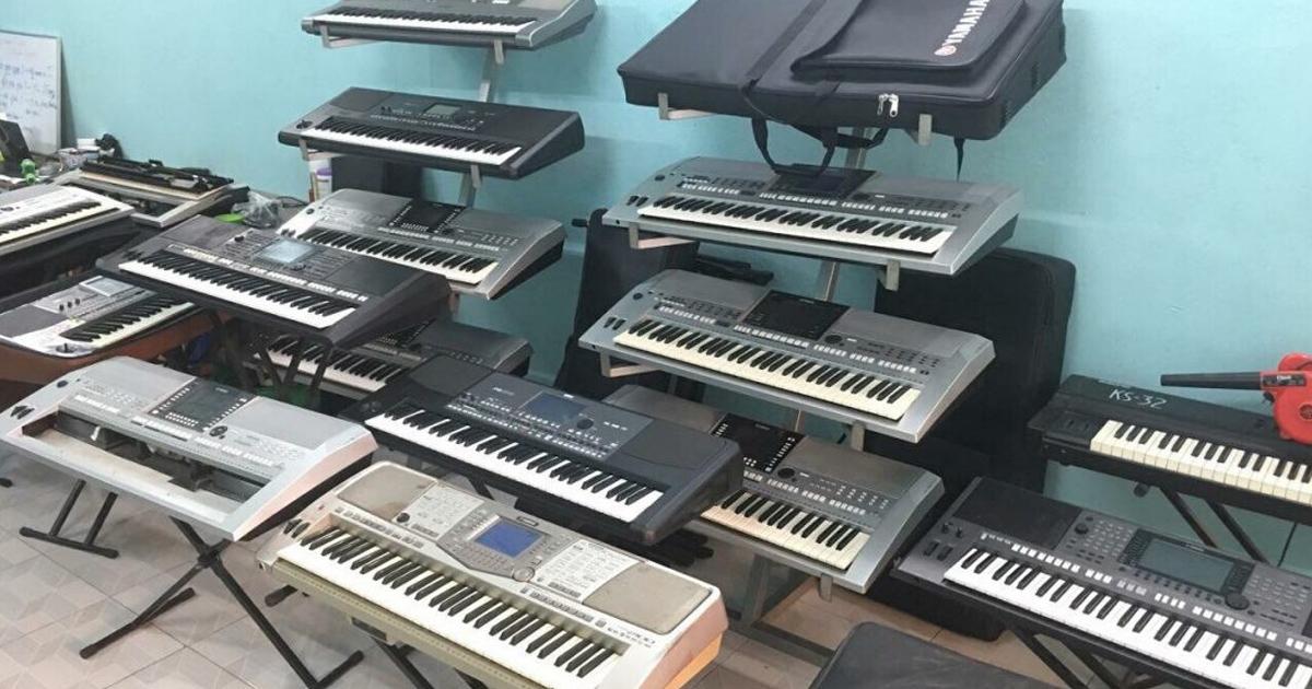 Có nên mua đàn cũ để học và chơi nhạc không?