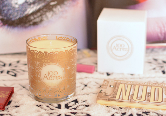 100 Acres candle