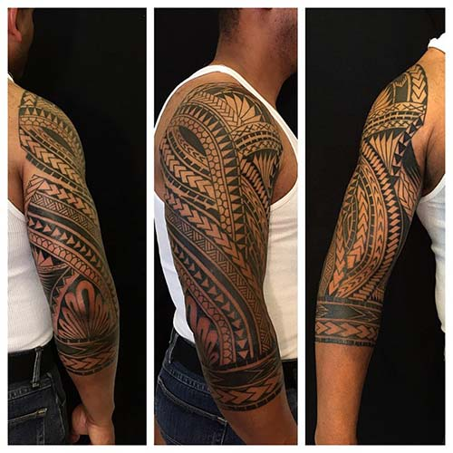 maori tribal dövmeler tattoos 31