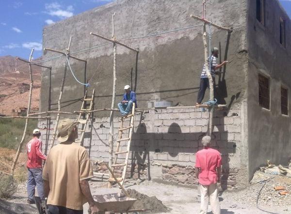 Deux ouvriers sont décédés suite à la chute d'un mur dans un chantier