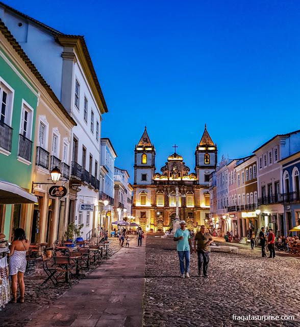 Salvador - Cruzeiro de São Francisco