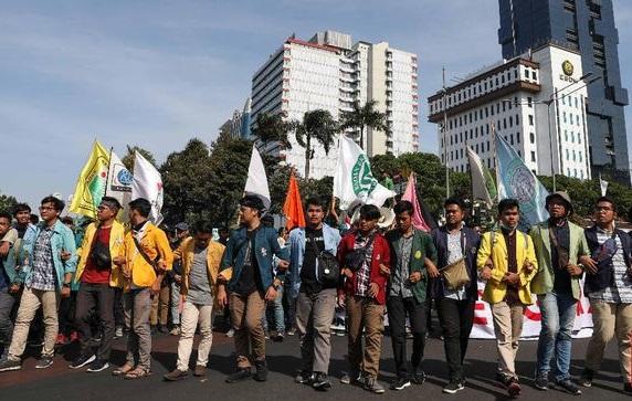 BEM SI: Kami Akan Kembali Berdemo di KPK dengan Jumlah Massa Lebih Besar!