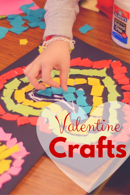 A Place Called Kindergarten: My Favorite Valentine Crafts You don't want to miss these simple Valentines crafts for kids. These Valentine craft ideas are easy enough to do tomorrow.