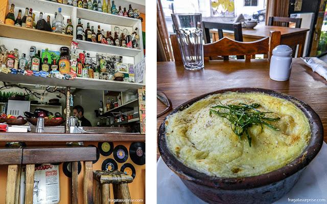 Restaurante La Pulpería, Palermo Soho, Buenos Aires