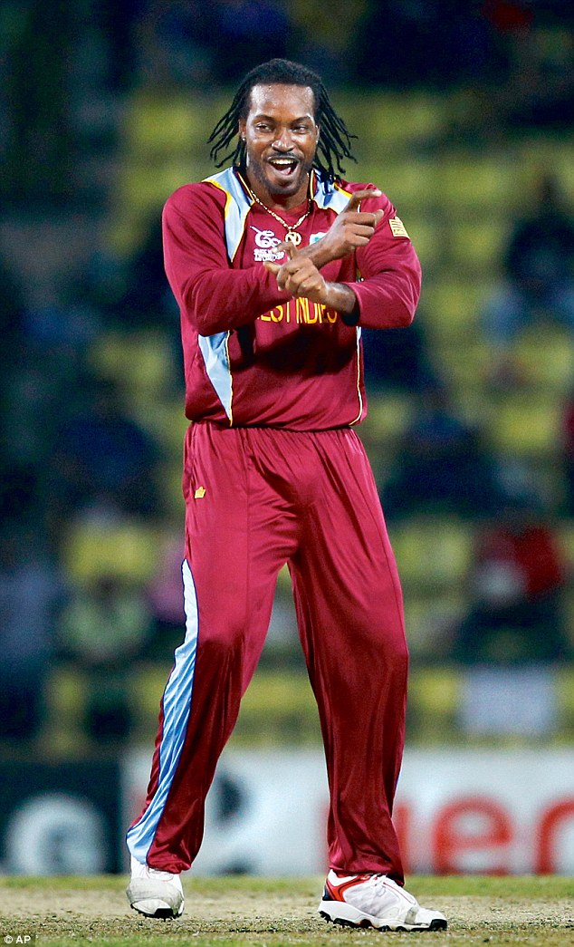 Ms Girl Wallpaper Chris Gayle Cricket Player Profile And Latest Pictures
