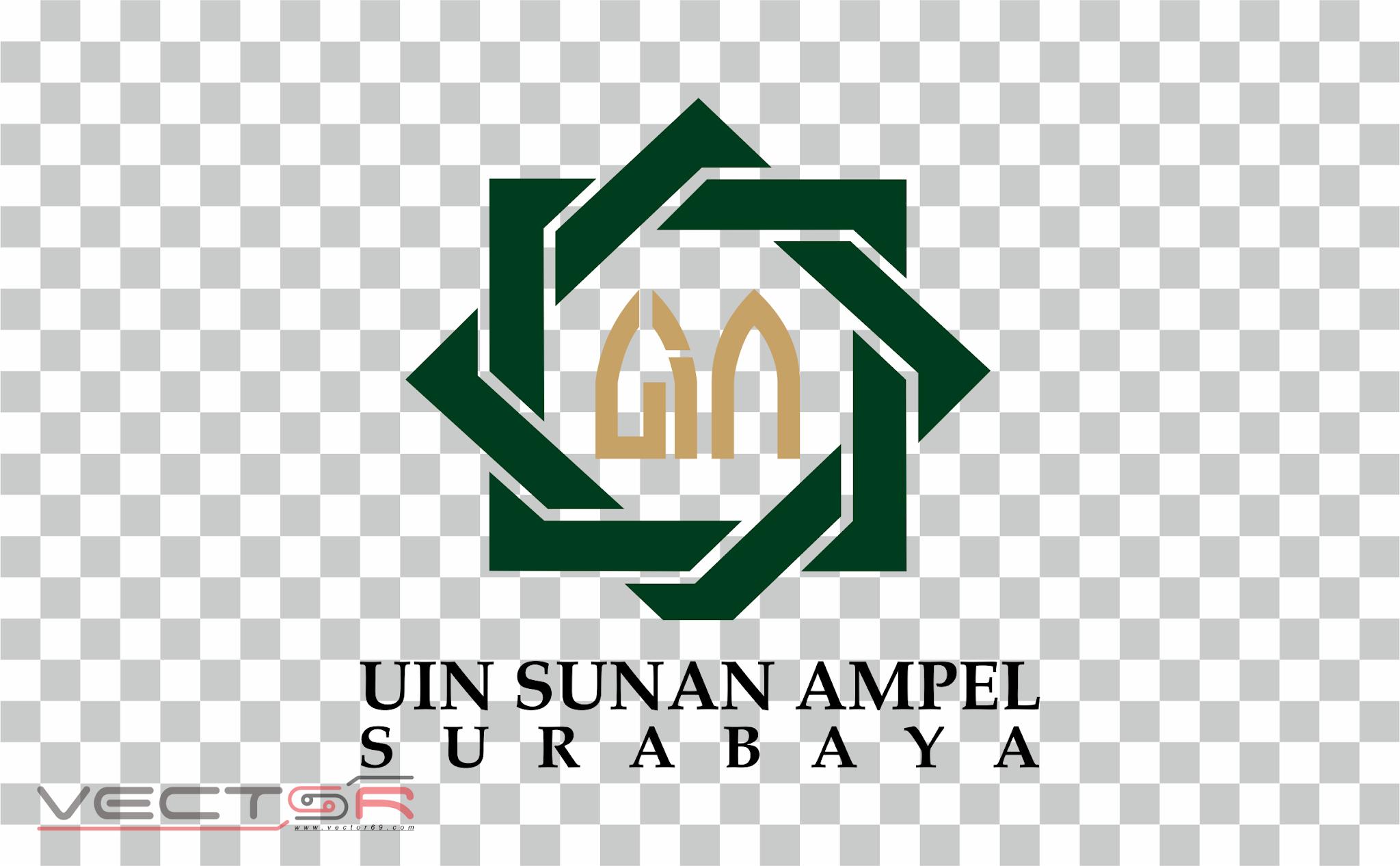 Universitas Islam Negeri Sunan Ampel (UINSA) Surabaya Logo - Download Vector File PNG (Portable Network Graphics)