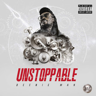 Beenie Man - Unstoppable (2016) -  Album Download, Itunes Cover, Official Cover, Album CD Cover Art, Tracklist