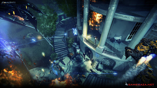 Bombshell Gameplay Screenshot 4
