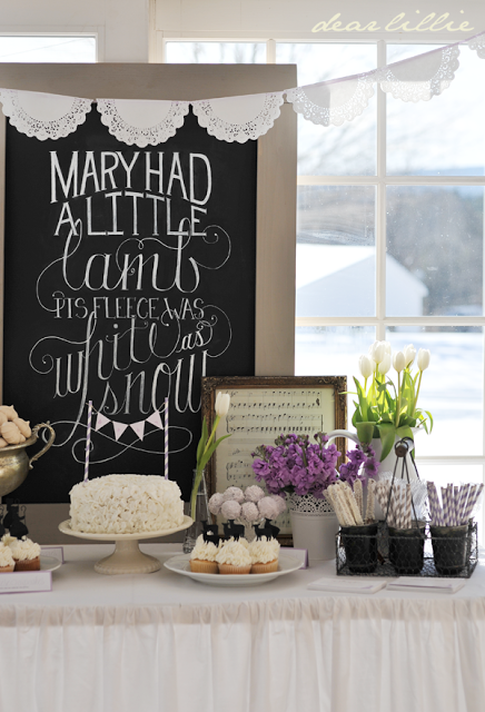 http://dearlillieblog.blogspot.com/2013/01/jamies-nursery-rhyme-themed-baby-shower_15.html