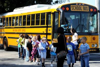 حملات مكثفة لتوقيع كشف الإدمان علي سائقي الحافلات المدرسية