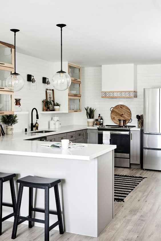 great kitchen design idea to try right now
