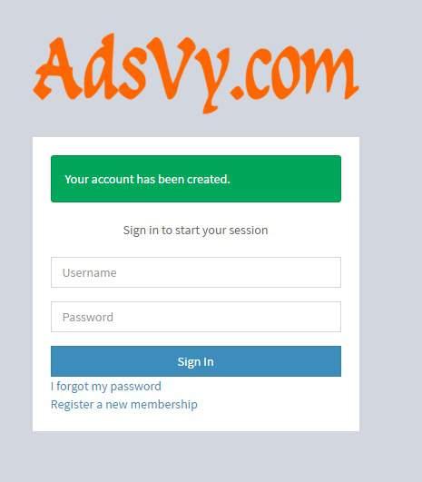 AdsVy.com - penyingkat Link dan Mendapatkan Uang