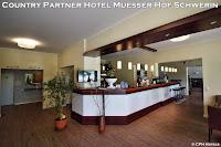 Hotelfotografie Rezeption fotografieren hotel muesser hof schwerin
