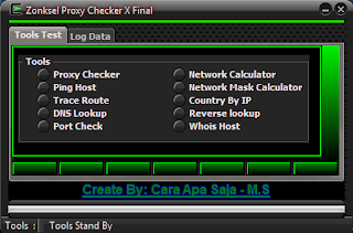 Proxy Checker Portable