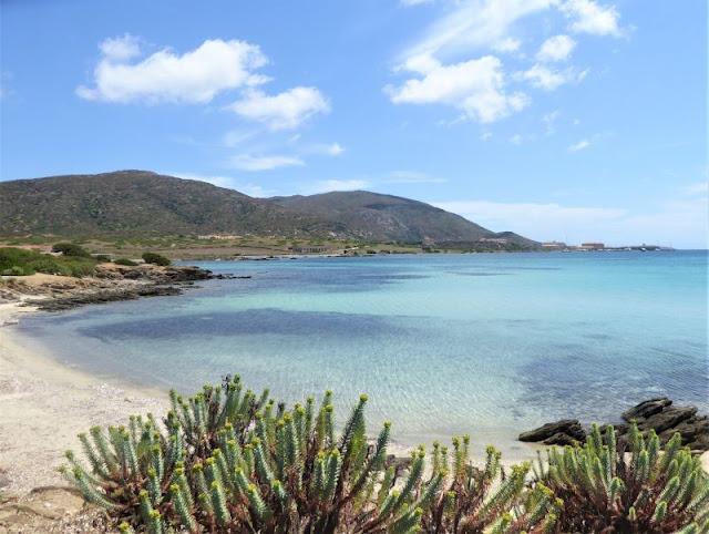 Cala Stagno Lungo Asinara