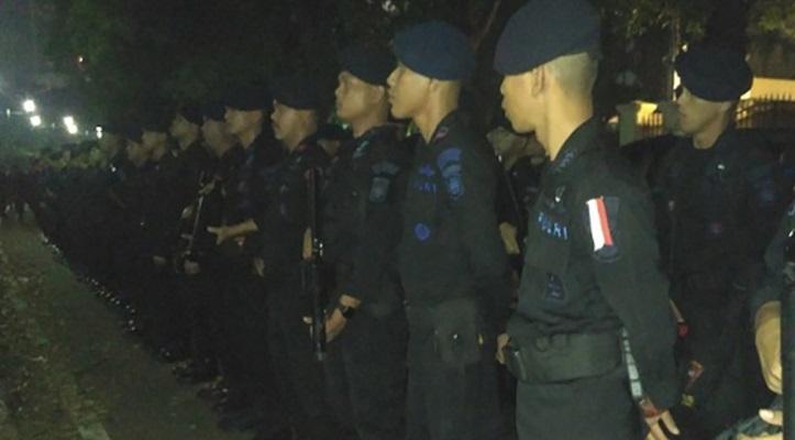 Aksi 1812 Digelar Besok, Polisi Siagakan 2.690 Personel Jaga Istana Merdeka