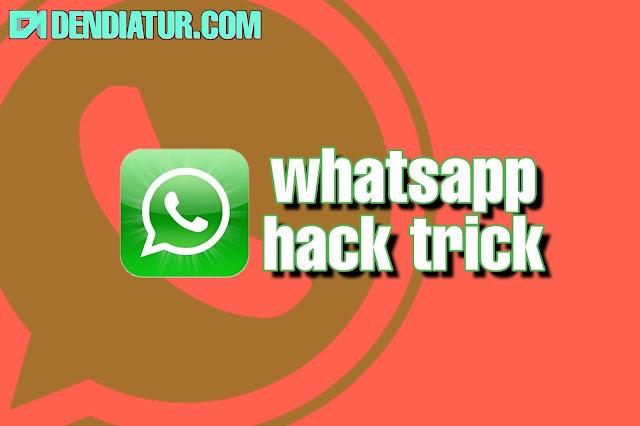 Tips dan trik whatsapp yang jarang diketahui orang