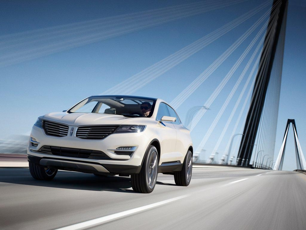 Information and Review Car: 2013 Lincoln MKC Concept