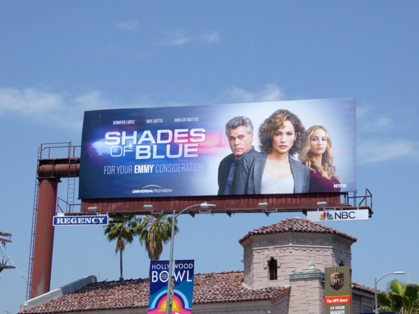 Shades of Blue season 1 Emmy 2016 FYC billboard