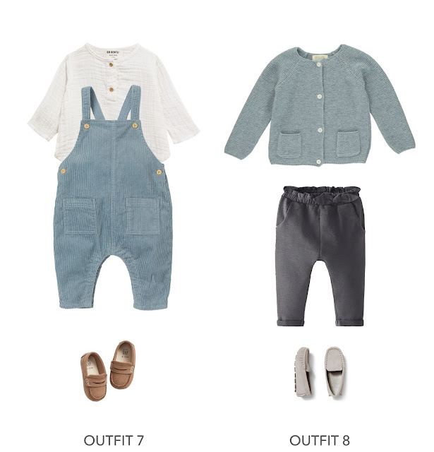2 cute and trendy long sleeve easter outfit ideas for baby boys