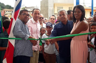 Prefeitura inaugura Centro Educacional