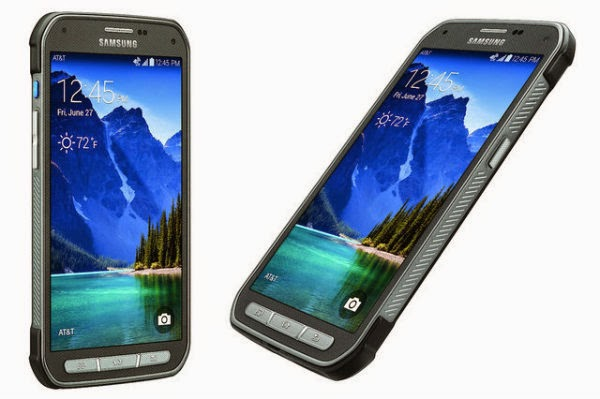 Samsung Galaxy S5 Active фото