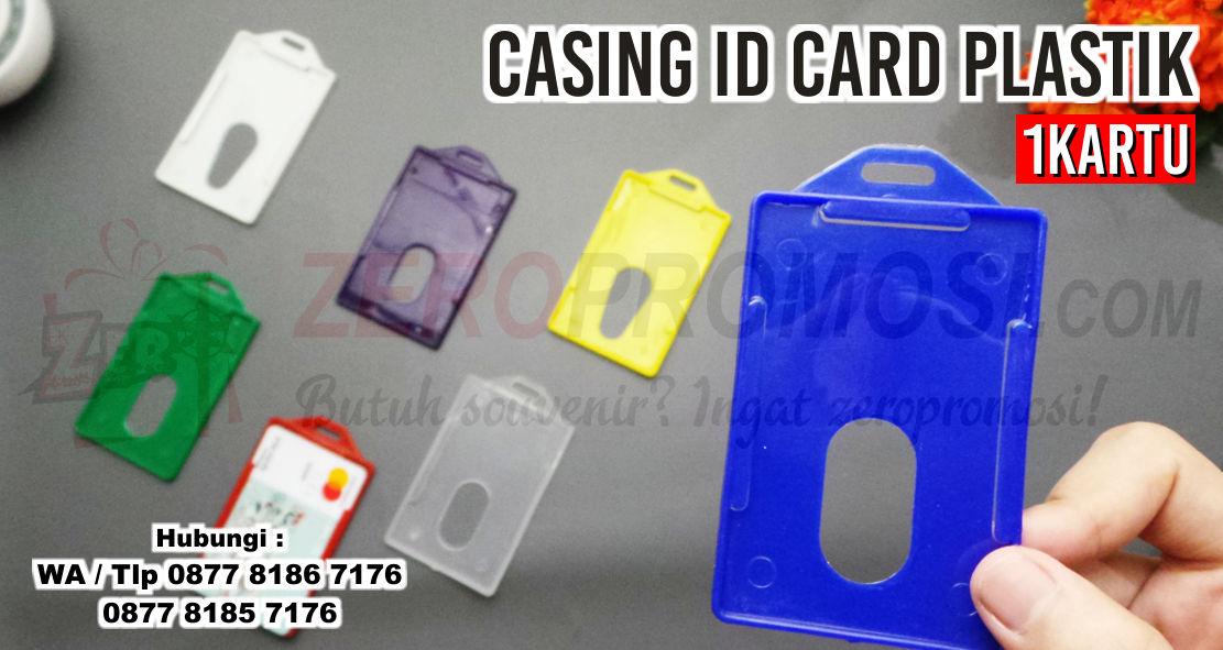 tempat id card murah, card holder, CASING CARD CASE, Casing ID Card Harga Murah dari plastik, Tempat Kartu Id Card, Name Tag Single Plastik Pvc harga dijamin termurah