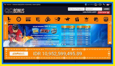 QQBonus Situs Judi Bola Resmi Indonesia yang Memberikan Promo menguntungkan