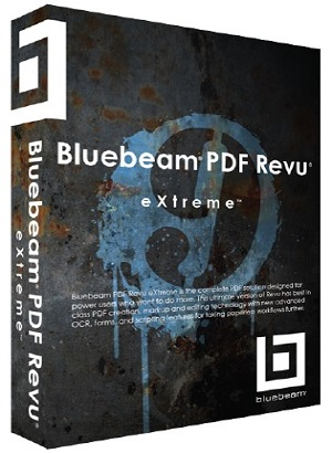 Bluebeam Revu eXtreme 2016 16.5.1 poster box cover