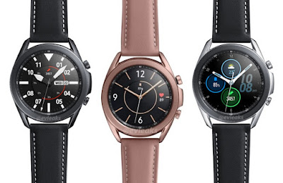 Samsung Galaxy Watch 3 Launched With 1.4inch Super AMOLED Display, 1GB RAM, Bluetooth 5 & More