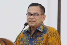 Fokus Pencalonan Bupati Solok, Iriadi Dt Tumanggung Lepas Jabatan Kepala Sekretariat Bawaslu Sumsel