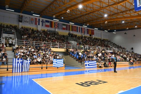 Τα εισιτήρια του αγώνα της Εθνικής Εφήβων με τη Φινλανδία για το Ευρωπαϊκό U18