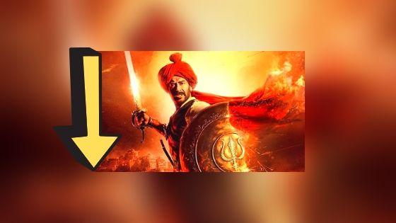 Tanhaji Full HD Movie Free Download Leaked By Tamilrockers, Khatrimaza, Filmywap, Filmyzilla?