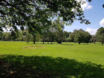Pitch & Putt at Wythenshawe Park in Manchester