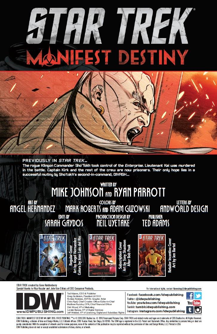Manifest Destiny #4 Preview