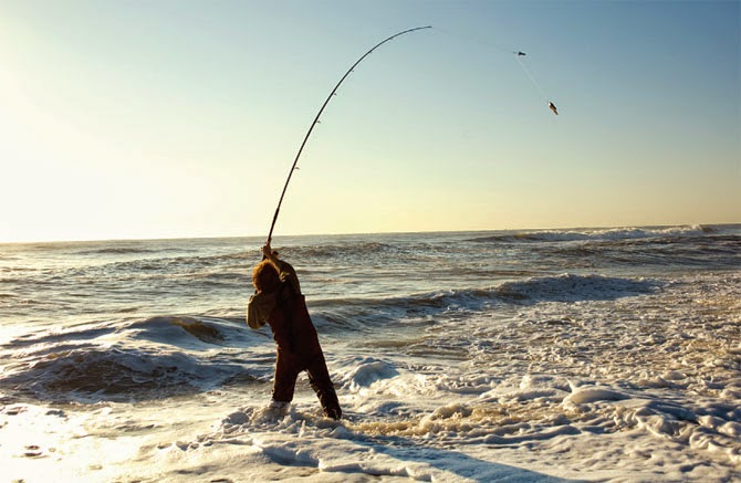 TIPS MEMILIH JORAN SURF FISHING