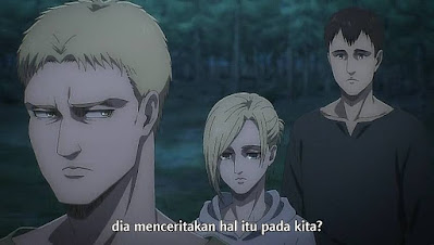 Cerita Attack on Titan Season 4 Episode 5