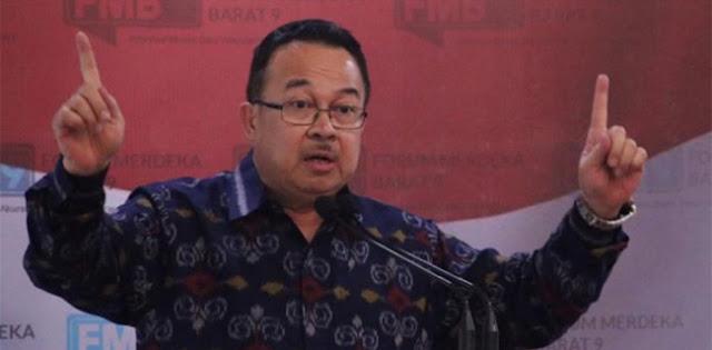 Rhenald Kasali: Jakarta Terlalu Padat Dan Susah, Ibu Kota Memang Harus Pindah