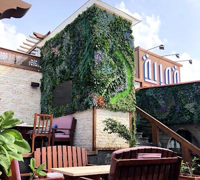 مطعم قمرية اللبناني بجدة | المنيو الجديد ورقم الهاتف واوقات العمل
