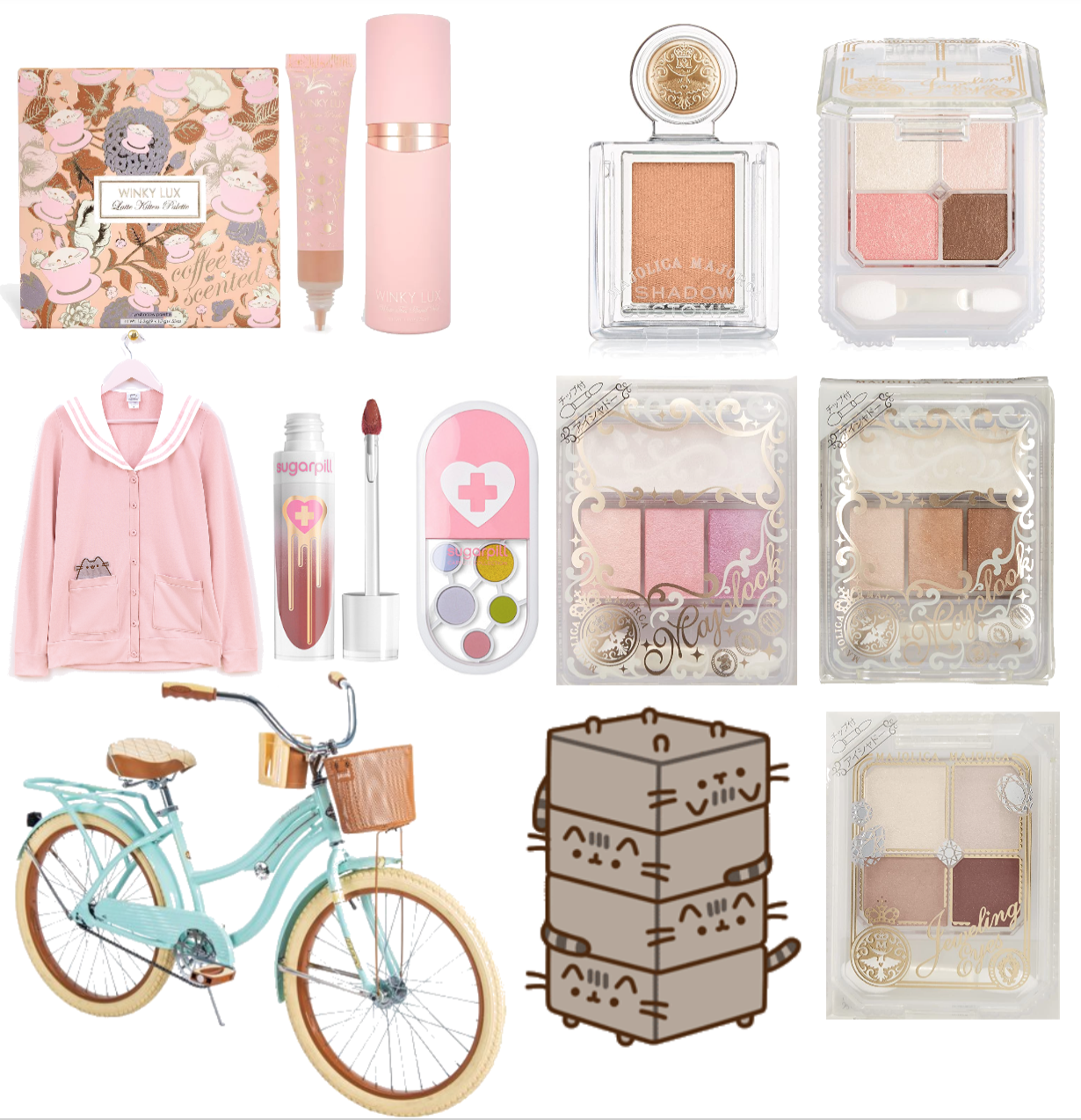 Spring Wish List ☆彡