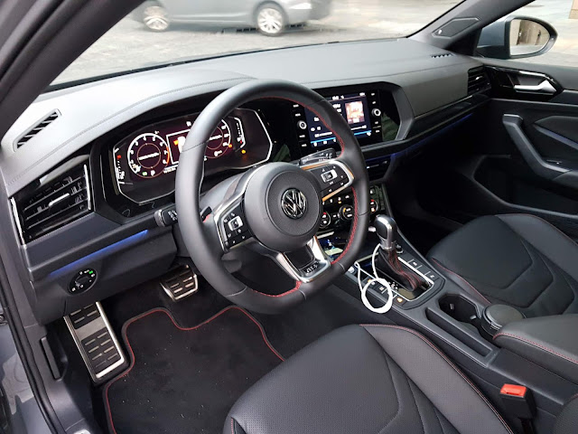 Novo VW Jetta 2020 GLi 2.0 Turbo