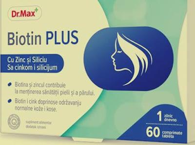 dr max biotin plus cu zinc si siliciu pareri forumuri suplimente pentru par