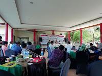 Bawaslu Lamsel Gathering Bersama Awak Media